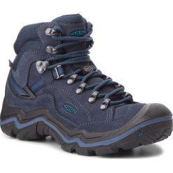 Trekkingi KEEN - Galleo Mid Wp 1017003 Oceania/Night. Niebieskie buty trekkingowe damskie Keen. W wyprzedaży za 519,00 zł.