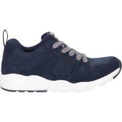 Buty sportowe dziewczęce: Buty sportowe dla dużych dzieci (dziewcząt) JOBDS201 - granat