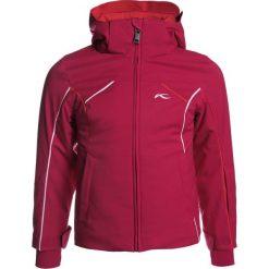 Kjus FORMULA Kurtka narciarska persian red. Czerwone kurtki chłopięce Kjus, z materiału, narciarskie. W wyprzedaży za 545,35 zł.