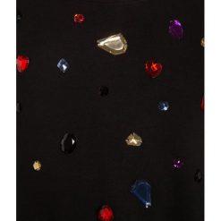 Sisley Bluza black. Czarne bluzy dziewczęce Sisley, z bawełny. Za 159,00 zł.