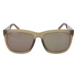 """Okulary przeciwsłoneczne męskie: Okulary przeciwsłoneczne """"GU4010"""" w kolorze beżowo-czarnym"""