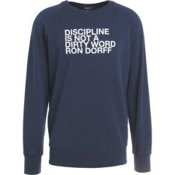 Bejsbolówki męskie: Ron Dorff DISCIPLINE Bluza navy
