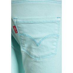 Levi's® PANT 710 Jeans Skinny Fit green. Brązowe jeansy dziewczęce marki Levi's®, z bawełny. Za 209,00 zł.