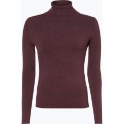 Golfy damskie: Comma – Sweter damski, czerwony