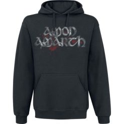 Bejsbolówki męskie: Amon Amarth Raise Your Horns Bluza z kapturem czarny
