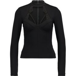 Bluzki asymetryczne: Ivyrevel BRYNN Bluzka z długim rękawem black
