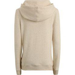 Roxy MOONISTHELIGHT Bluza z kapturem mottled grey. Szare bluzy dziewczęce rozpinane marki Roxy, z bawełny, z kapturem. W wyprzedaży za 134,10 zł.