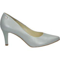 Buty ślubne damskie: Czółenka - 101062 PEL CE