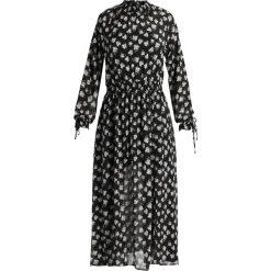 Długie sukienki: Glamorous Długa sukienka black blossom ditsy