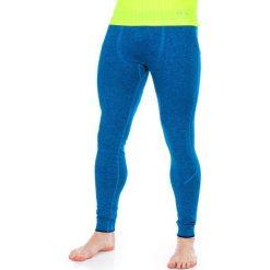 Odzież termoaktywna męska: Craft Spodnie termoaktywne męskie Active Comfort Pants Baselayer niebieskie r. L (1903717-B661)