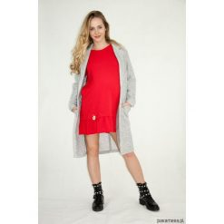 Sukienka ciążowa i do karmienia Red Rose. Czerwone sukienki ciążowe marki Pakamera. Za 179,00 zł.