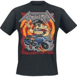 T-shirty męskie: Anthrax Not Fink T-Shirt czarny