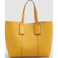 Shopper bag damskie: Mango – Torebka Cheval