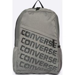Converse - Plecak. Szare plecaki męskie marki Converse, z poliesteru. Za 119,90 zł.