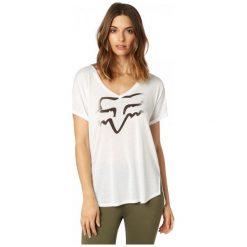 T-shirty damskie: FOX T-Shirt Damski Responded S Biały