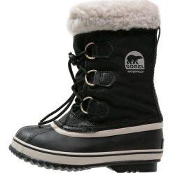 Buty: Sorel YOOT PAC  Śniegowce black
