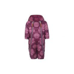 TICKET TO  HEAVEN Kombinezon zimowy Lightweight Padding Copra - Gr.Moda (6 - 24 miesięcy ). Fioletowe kombinezony niemowlęce TICKET TO, z materiału. Za 179,00 zł.