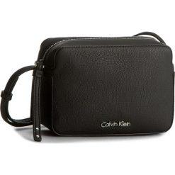 Torebka CALVIN KLEIN BLACK LABEL - Nin4 Small Crossbody K60K602224 001. Czarne torebki klasyczne damskie marki Calvin Klein Black Label, z materiału. W wyprzedaży za 229,00 zł.
