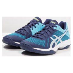 ASICS GELTACTIC Obuwie do siatkówki indigo blue/silver. Różowe buty do fitnessu damskie marki Mizuno. Za 419,00 zł.