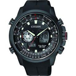 ZEGAREK CITIZEN Promaster JZ1065-05E. Czarne zegarki męskie CITIZEN, ze stali. Za 1160,00 zł.