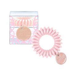 Invisibobble Pink Heroes - Różowy Bohater - gumka do włosów z zawieszką 1szt. Czerwone ozdoby do włosów INVISIBOBBLE. Za 9,48 zł.