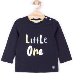 T-shirty chłopięce z długim rękawem: Coccodrillo – Longsleeve dziecięcy 74-86 cm