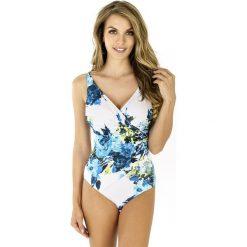 Stroje jednoczęściowe: Jednoczęściowy damski kostium kąpielowy Sun bez fiszbinów