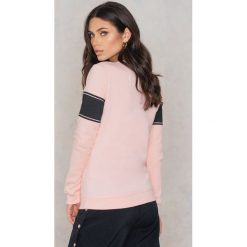 Bluzy damskie: Colourful Rebel Bluza Rebel Stripes - Pink