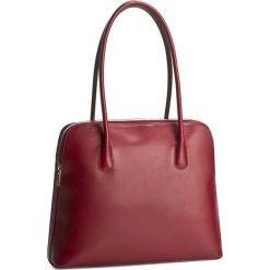 Torebka CREOLE - K10205 Bordowy. Czerwone torebki klasyczne damskie Creole, ze skóry. W wyprzedaży za 229,00 zł.