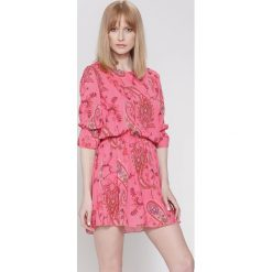 Sukienki: Koralowa Sukienka Oh Baby All