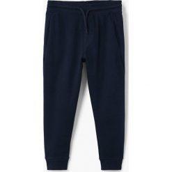 Odzież chłopięca: Mango Kids - Spodnie dziecięce Jumbo 104-164 cm