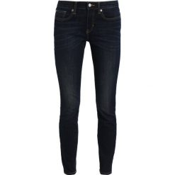 Boyfriendy damskie: GAP ALWAYS RINSE Jeansy Slim Fit dark blue denim