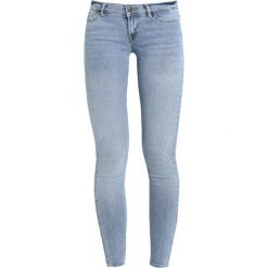 Noisy May NMEVE Jeans Skinny Fit light blue denim. Niebieskie boyfriendy damskie Noisy May. Za 259,00 zł.