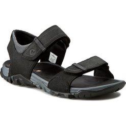 Sandały męskie skórzane: Sandały MERRELL - Telluride Strap J71101 Black