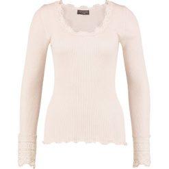 Bluzki asymetryczne: Rosemunde BENITA Bluzka z długim rękawem soft powder