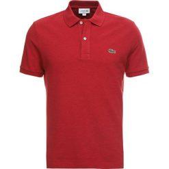 Lacoste Koszulka polo revolution chine. Szare koszulki polo marki Lacoste, z bawełny. Za 369,00 zł.
