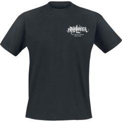 Brutal Knack Life Begins T-Shirt czarny. Czarne t-shirty męskie z nadrukiem Brutal Knack, s, z dekoltem na plecach. Za 99,90 zł.