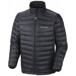 Columbia Kurtka Platinum 860 Turbodown Down Jacket Black S. Czarne kurtki sportowe męskie Columbia, na zimę, m, z puchu, omni-heat (columbia). W wyprzedaży za 479,00 zł.