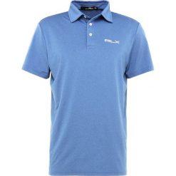 Polo Ralph Lauren Golf Koszulka sportowa fog blue heather. Niebieskie koszulki do golfa męskie Polo Ralph Lauren Golf, l, z elastanu. Za 419,00 zł.