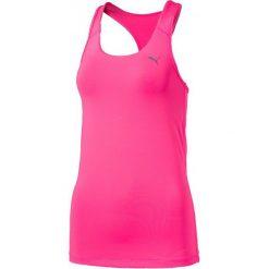 Puma Koszulka Sportowa Essential Rb Tank Top Knockout Pink M. Różowe bluzki sportowe damskie marki Puma, m, ze skóry. W wyprzedaży za 99,00 zł.