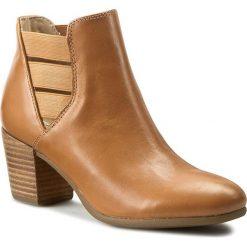 Botki GEOX - D Lucinda B D6270B 043BC C5046 Biszkoptowy. Brązowe buty zimowe damskie Geox, ze skóry. W wyprzedaży za 289,00 zł.