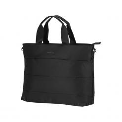 """Sumdex KCB-70 15"""" - 16"""" czarna. Czarne torby na laptopa Sumdex, z materiału. Za 99,00 zł."""