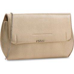Torebka NOBO - NBAG-F1011-C023 Złoty. Żółte torebki klasyczne damskie Nobo, ze skóry ekologicznej. W wyprzedaży za 99,00 zł.