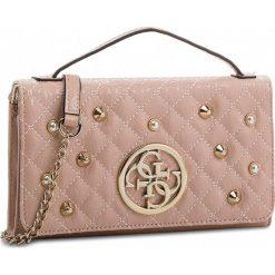 Torebka GUESS - HWSG69 89790 ROS. Niebieskie torebki klasyczne damskie marki Guess, z materiału. Za 399,00 zł.