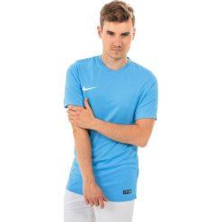 Nike Koszulka męska Park VI Nike jasnoniebieski roz. XXL (725891-412). Czerwone t-shirty męskie marki Nike, m, do piłki nożnej. Za 35,98 zł.