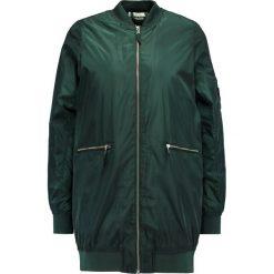 Płaszcze damskie pastelowe: Noisy May NMSPACE LONG  Krótki płaszcz green gables