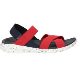 Rzymianki damskie: Sandały damskie SAD201 - czerwony