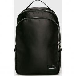 Calvin Klein Jeans - Plecak. Czarne plecaki damskie Calvin Klein Jeans, z jeansu. Za 599,90 zł.