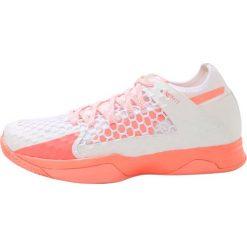 Buty sportowe damskie: Puma EVOSPEED INDOOR NETFIT 3  Obuwie do piłki ręcznej puma white/peach