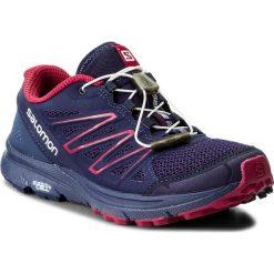 Buty SALOMON - Sense Marin 392486 20 W0 Astral Aura/Crown Blue/Sangria. Fioletowe buty do biegania damskie Salomon, z materiału. W wyprzedaży za 309,00 zł.